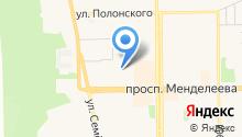 Expert на карте