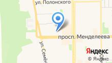 АвтоСуп72 на карте
