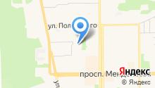 Средняя общеобразовательная школа №7, МАОУ на карте