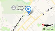 Эридан+ на карте