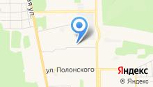 ПИЛОТ на карте