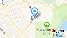 Исток+ на карте