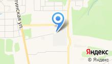 Тобольское территориально-производственное отделение на карте