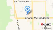 Квартира-Апартаменты на карте