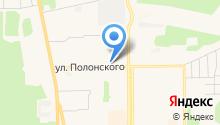 Эконом-Купе на карте