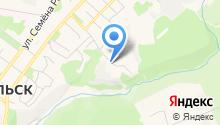 Восток Авто на карте