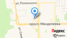 Eva Secret на карте