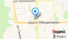 СибирьТранс на карте