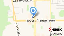 Принт-Экспресс на карте