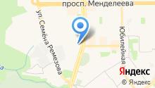 СМУ-4 на карте
