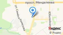 Нотариус Гайдуцкая О.А. на карте