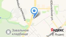 Тобольский драматический театр им. П.П. Ершова на карте