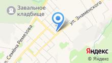 Тобольск-Хладторгтех на карте
