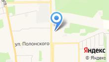 Магазин женской обуви на ул. Зона ВУЗов на карте