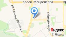 ПромСтройГаз, АНО ДО на карте