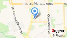 ГазПром Оптика на карте