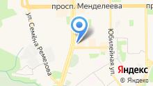 Адвокат Вахитов М.М. на карте