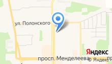 Ксенон72 на карте