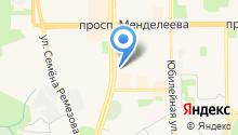 Адвокатский кабинет Пескина В.В. на карте
