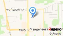 Фармавита на карте