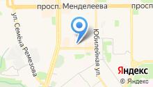 Магазин радиотоваров на карте