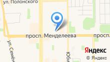 Cover на карте