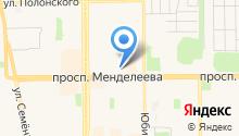 Нотариус Нейковчен В.М. на карте