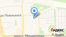 Дентал-Сервис Тюмень на карте