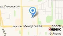 Керхер Тобольск на карте