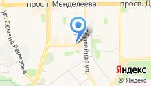 РУБОП на карте