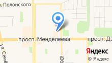 Делфи на карте