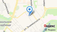 Автодебют+ на карте