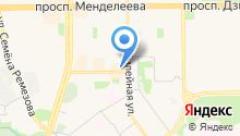 ExPhone на карте