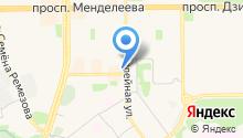 Детская художественная школа им. В.Г. Перова на карте