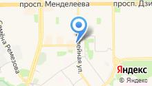 Детская школа искусств им. А.А. Алябьева на карте