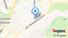 Технообмен на карте