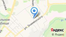 WAY на карте