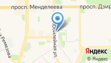 Игма на карте