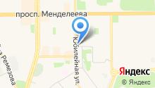 Доходные Материалы на карте