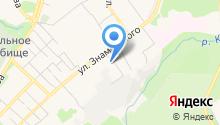 Тобольский педагогический институт им. Д.И. Менделеева на карте