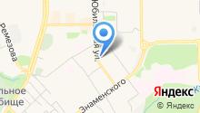 Оценочная фирма на карте
