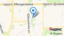 Нотариус Дмитриева С.Н. на карте