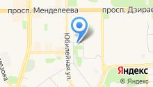 Прокуратура Тобольского района на карте