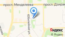 Территориальный отдел №3 на карте