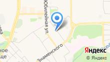 Управление Пенсионного фонда РФ в г. Тобольске и Тобольском районе на карте