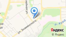 Тобольский колледж искусств и культуры им. А.А. Алябьева на карте