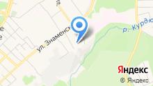 Гостехнадзор города Тобольска и Тобольского района на карте