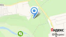 Ермаково поле на карте