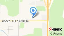 Компания по вывозу макулатуры на карте
