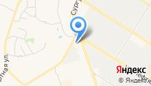 Отдел ГИБДД Управления МВД по г. Нефтеюганску на карте